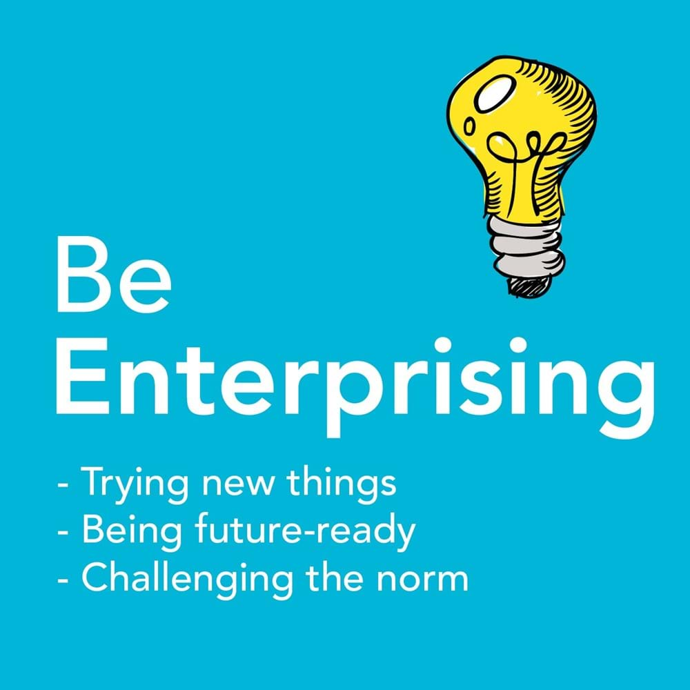 Be Enterprising graphic